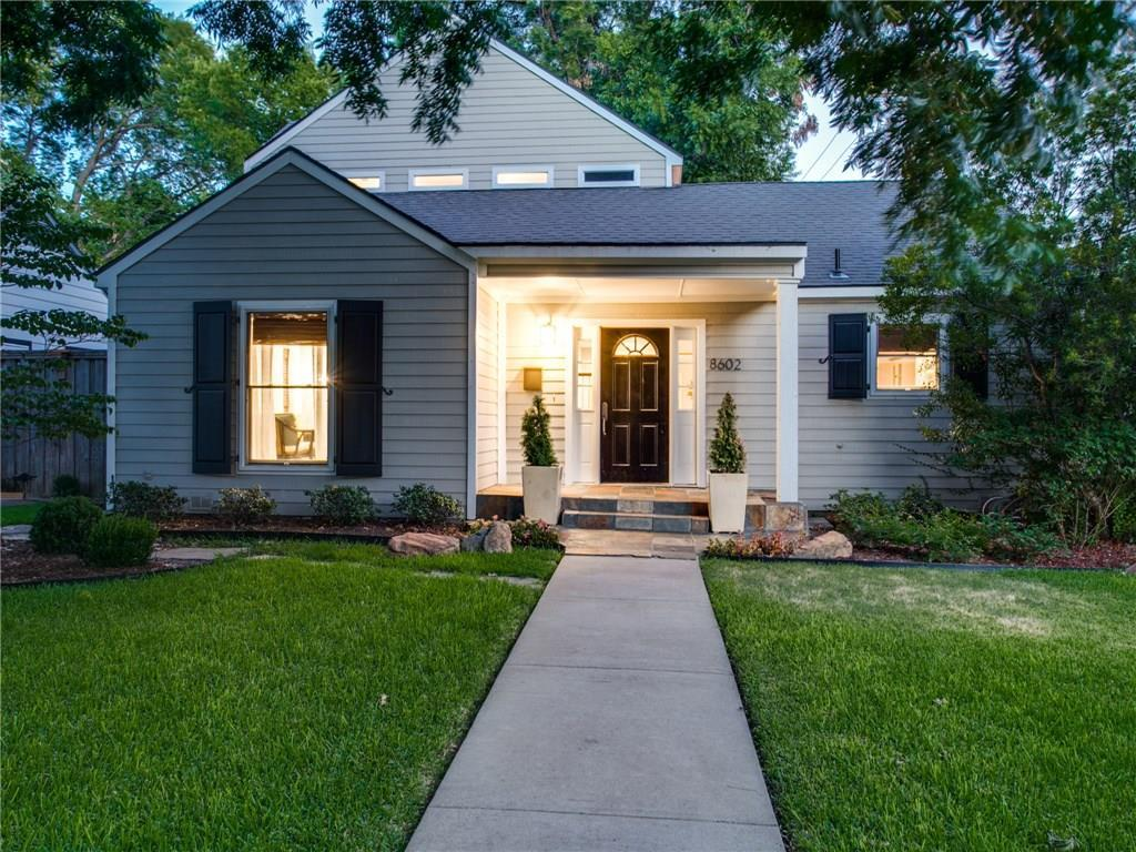 Sold Property | 8602 Angora Street Dallas, Texas 75218 0
