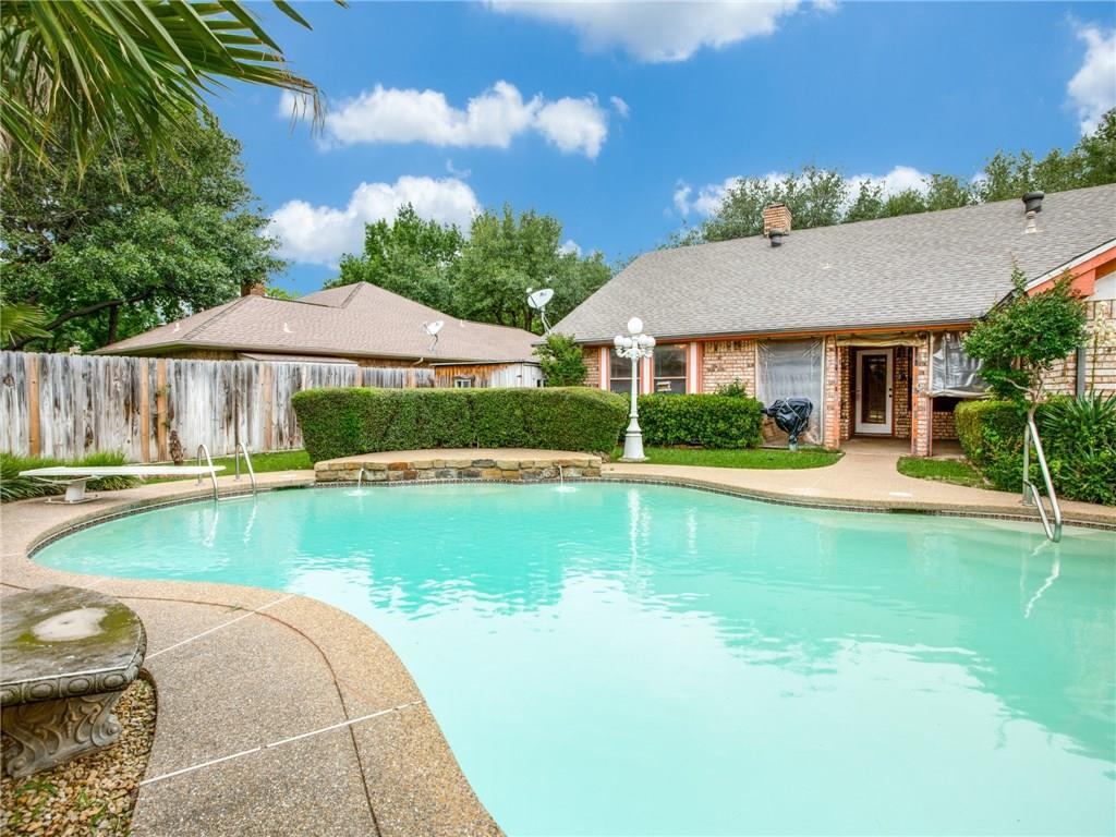 Sold Property | 2501 Sunshine Court Bedford, Texas 76021 22