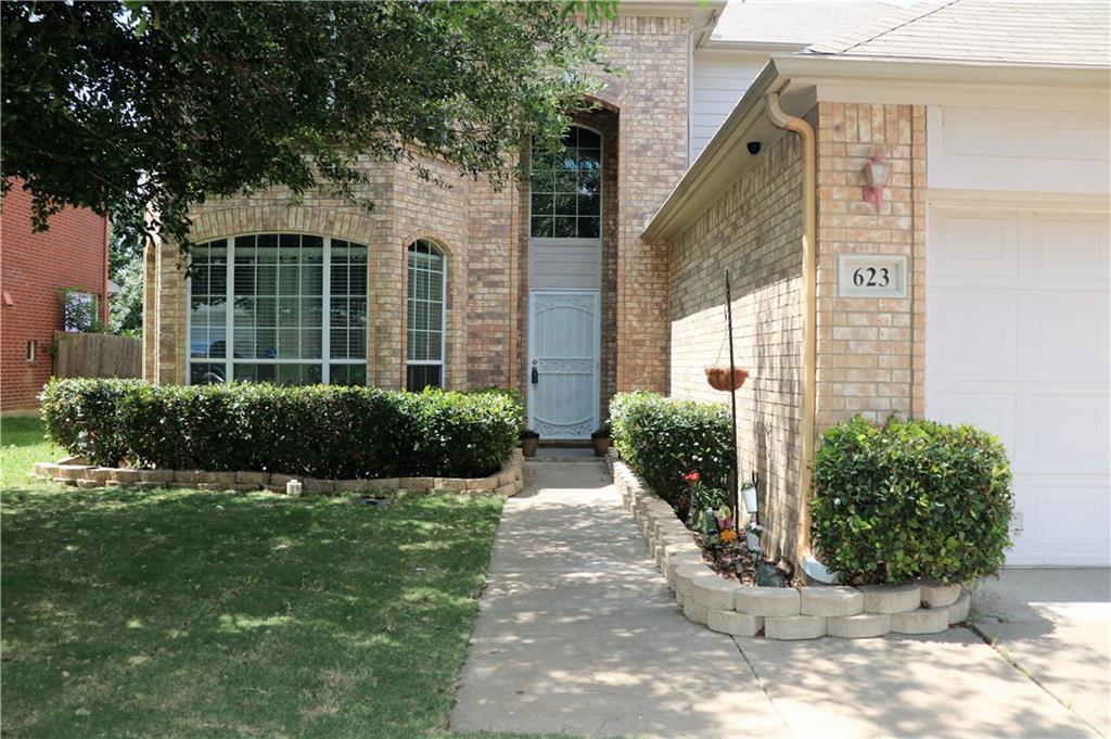 Sold Property | 623 Rosarita Road Arlington, Texas 76002 1