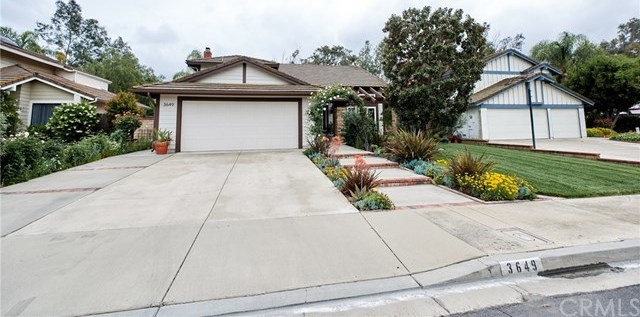Closed | 3649 Oak Haven Lane Chino Hills, CA 91709 1