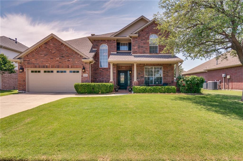 Sold Property | 1501 Stone Bend Lane Flower Mound, Texas 75028 1