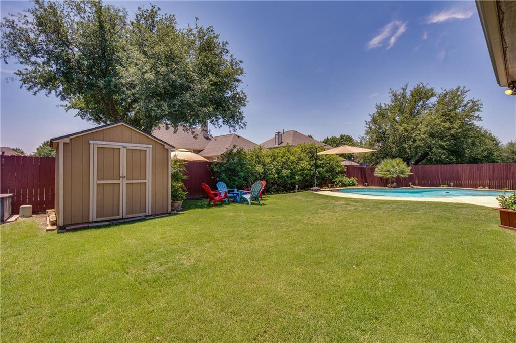 Sold Property | 1501 Stone Bend Lane Flower Mound, Texas 75028 31