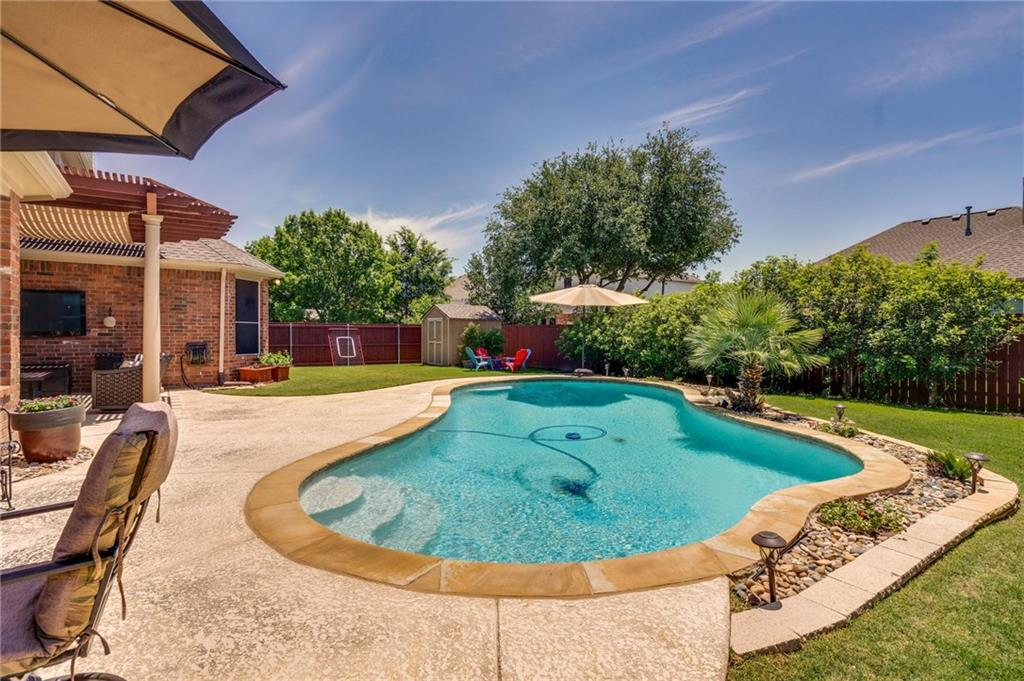 Sold Property | 1501 Stone Bend Lane Flower Mound, Texas 75028 34