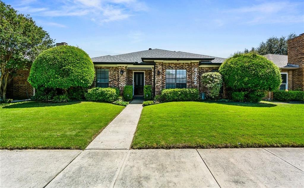 Sold Property | 4322 Windward Circle Dallas, Texas 75287 1