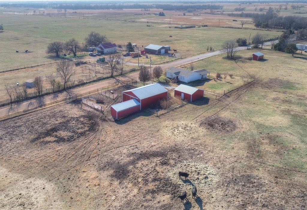 Off Market | 437148 E 360 Road Big Cabin, Oklahoma 74332 1