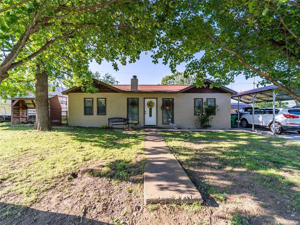 Off Market | 158 E Grand Avenue Langley, Oklahoma 74301 1