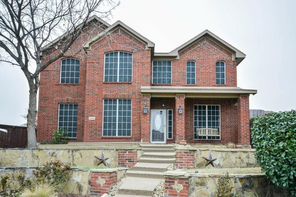 Sold Property | 6444 Carriage Lane The Colony, Texas 75056 0