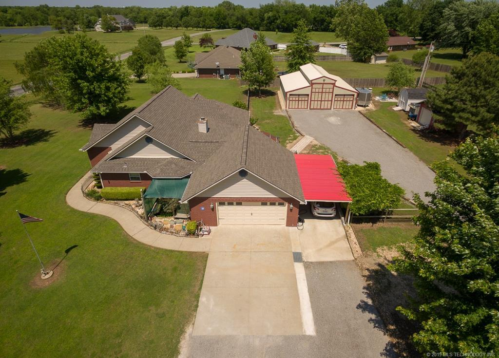 Off Market | 29 Sycamore Circle Pryor, Oklahoma 74361 0