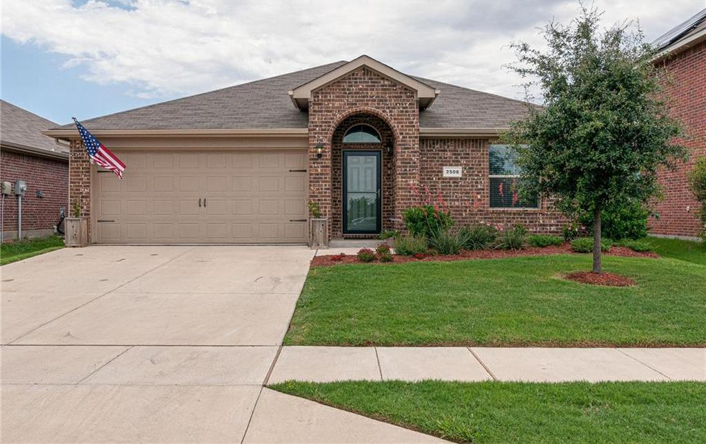 Sold Property | 2508 Mill Springs Pass Fort Worth, Texas 76123 0