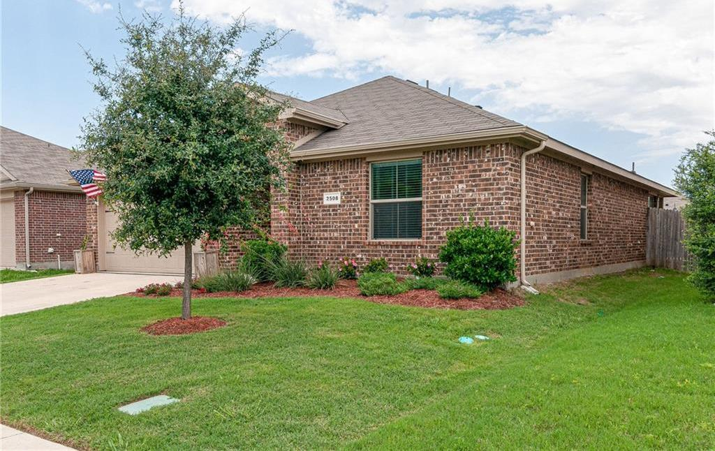 Sold Property   2508 Mill Springs Pass Fort Worth, Texas 76123 2