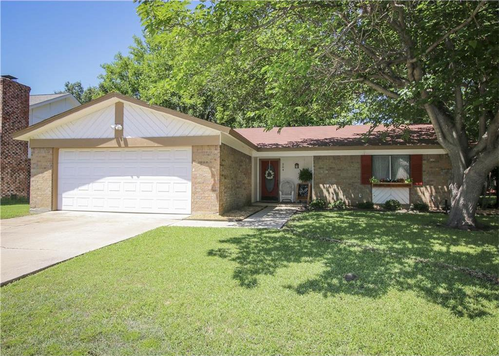 Sold Property | 204 Gloria  Keller, Texas 76248 0