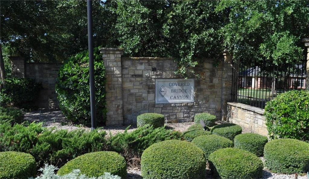 Sold Property | Lot 9 Stone Canyon Circle Fort Worth, Texas 76108 0