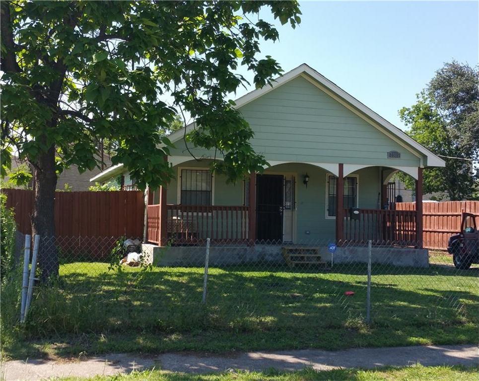 Sold Property   2505 Peabody Avenue Dallas, Texas 75215 1