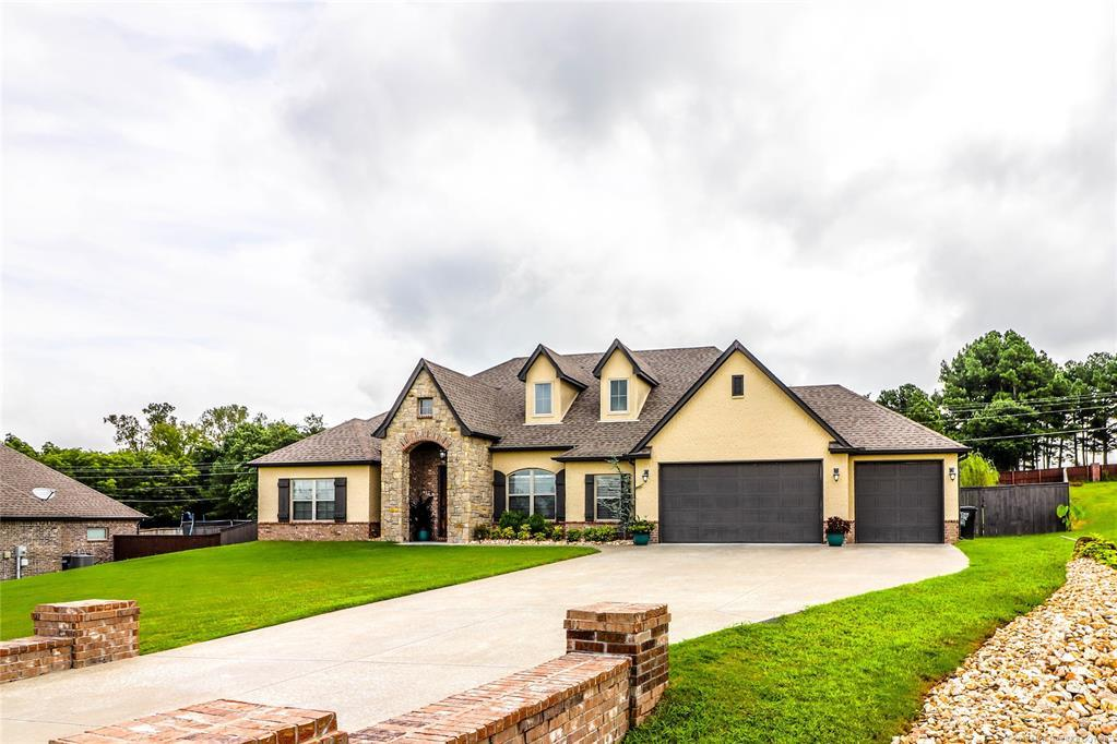 Active | 19481 Pecan Ridge Circle Claremore, OK 74017 1