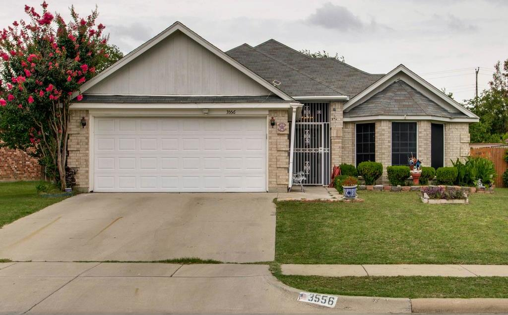 Sold Property | 3556 Tommy Watkins Drive Haltom City, Texas 76117 0