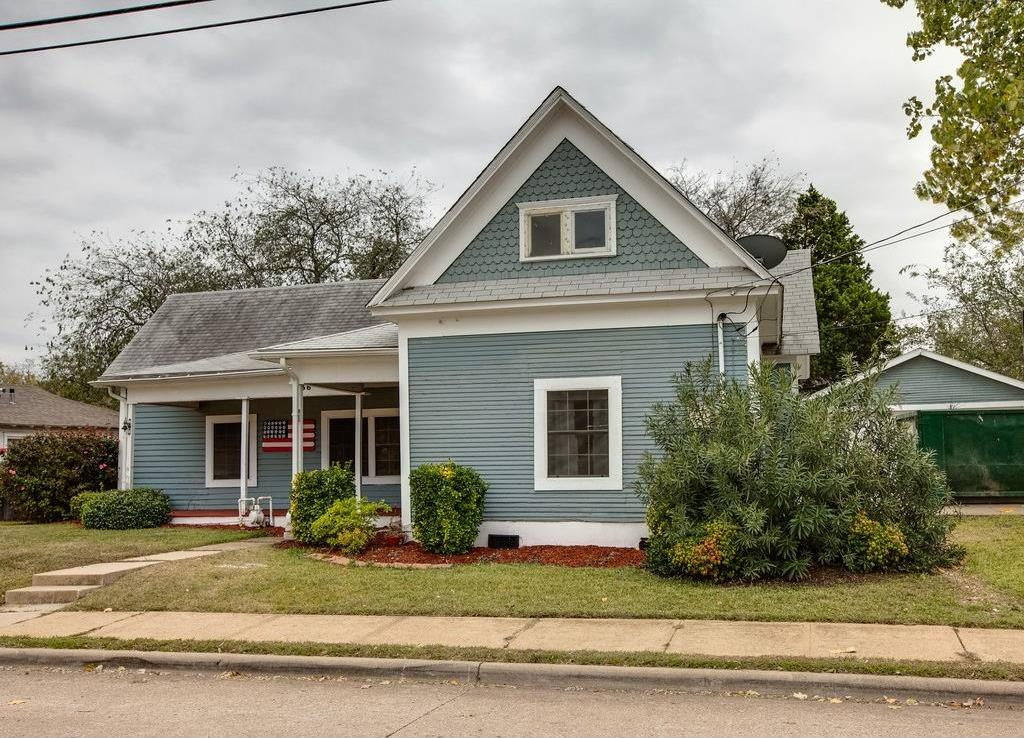 Sold Property | 336 W College Street Lewisville, Texas 75057 1