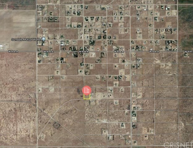 Closed | 0 Vac/Cor Avenue A8/Vic 75 Stw Antelope Acres, CA 93536 0