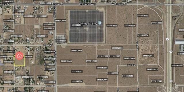 Off Market | 0 Vac/22nd St W Drt /Vic Avenue Palmdale, CA 93551 12