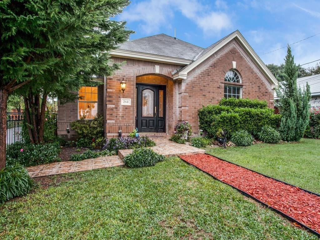 Sold Property | 2841 Spruce Valley Lane Dallas, Texas 75233 0