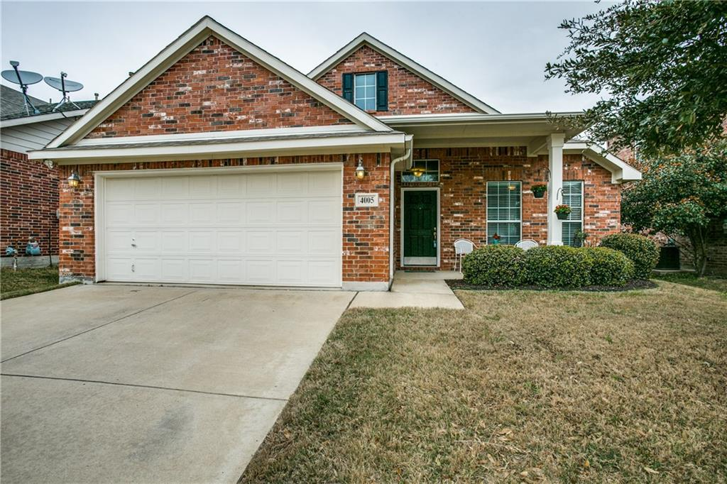 Sold Property | 4005 Summerhill Lane Fort Worth, Texas 76244 0