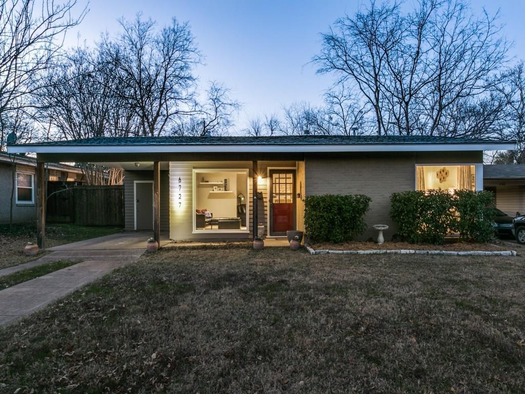 Sold Property | 6727 Hialeah Drive Dallas, Texas 75214 2