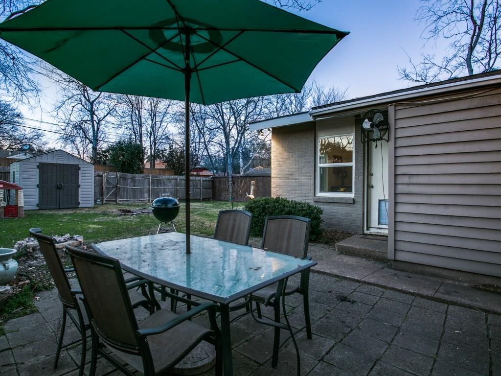 Sold Property | 6727 Hialeah Drive Dallas, Texas 75214 20