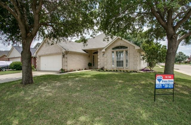 Sold Property | 1317 Allante Court Euless, Texas 76040 2
