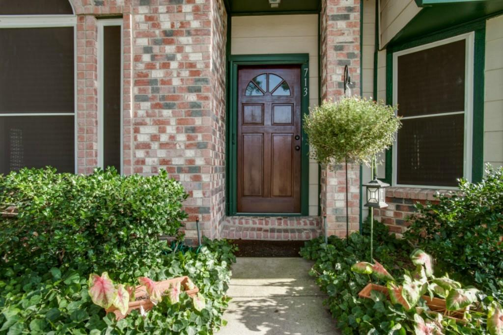 Sold Property   713 Stone Trail Drive Flower Mound, Texas 75028 1