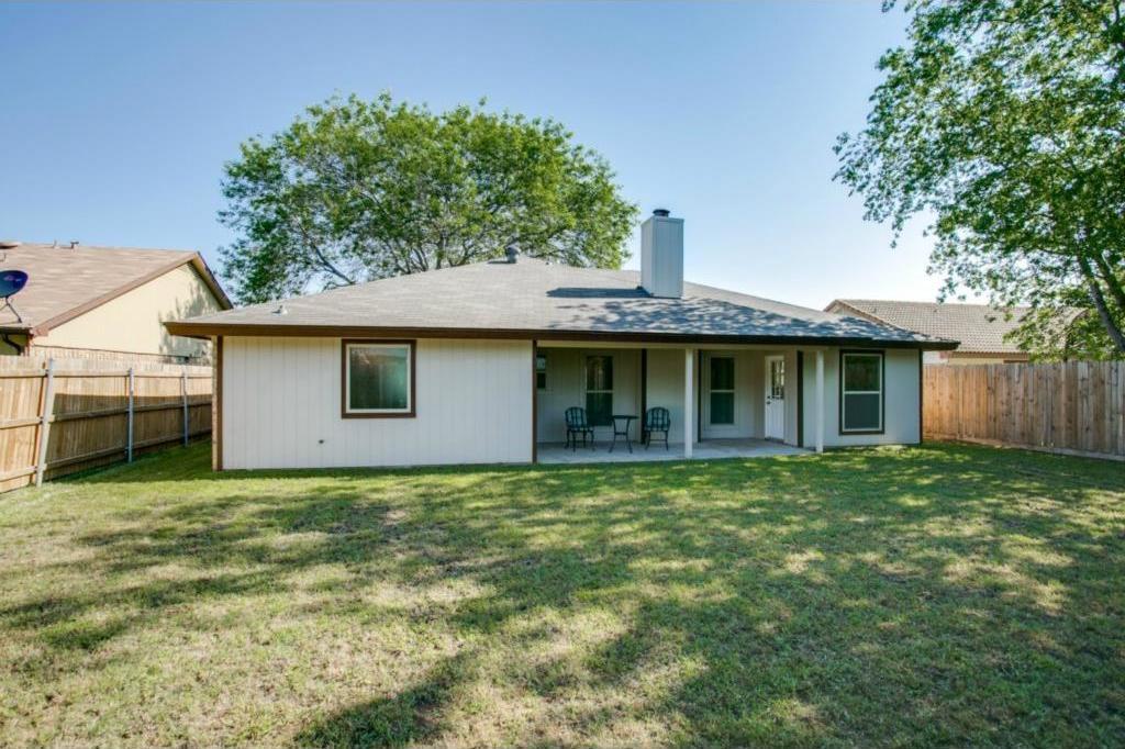 Sold Property   224 Juniper Drive Arlington, Texas 76018 21