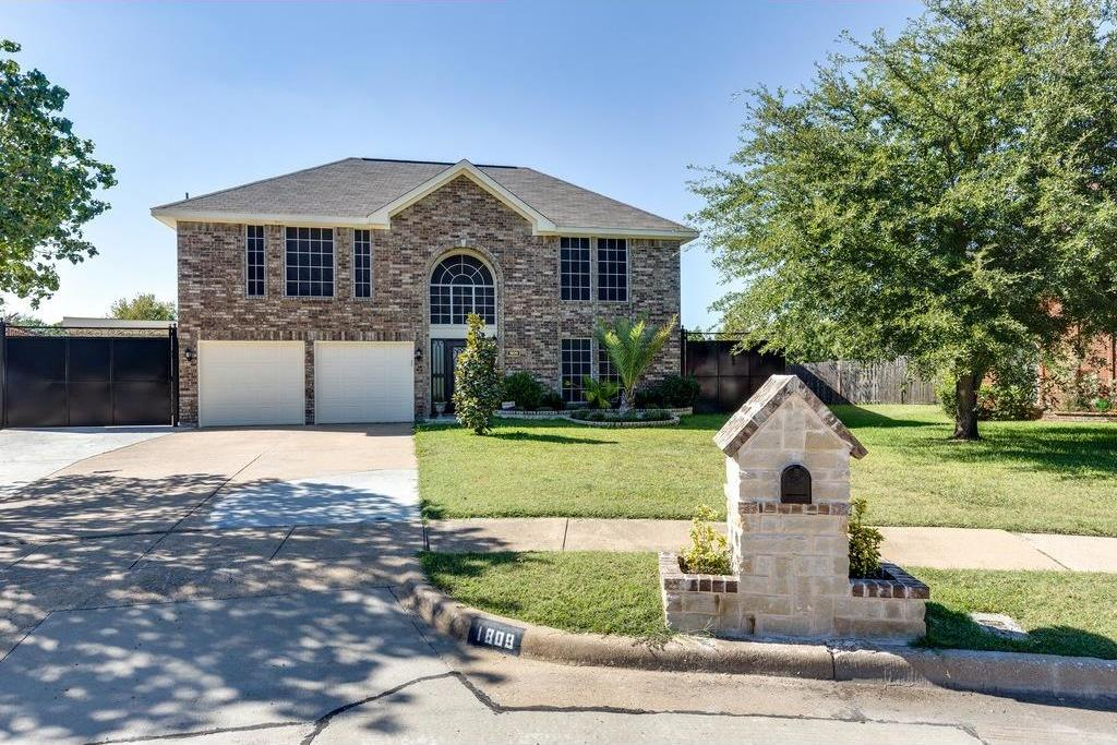Sold Property | 1809 Westshore Court Irving, Texas 75060 1