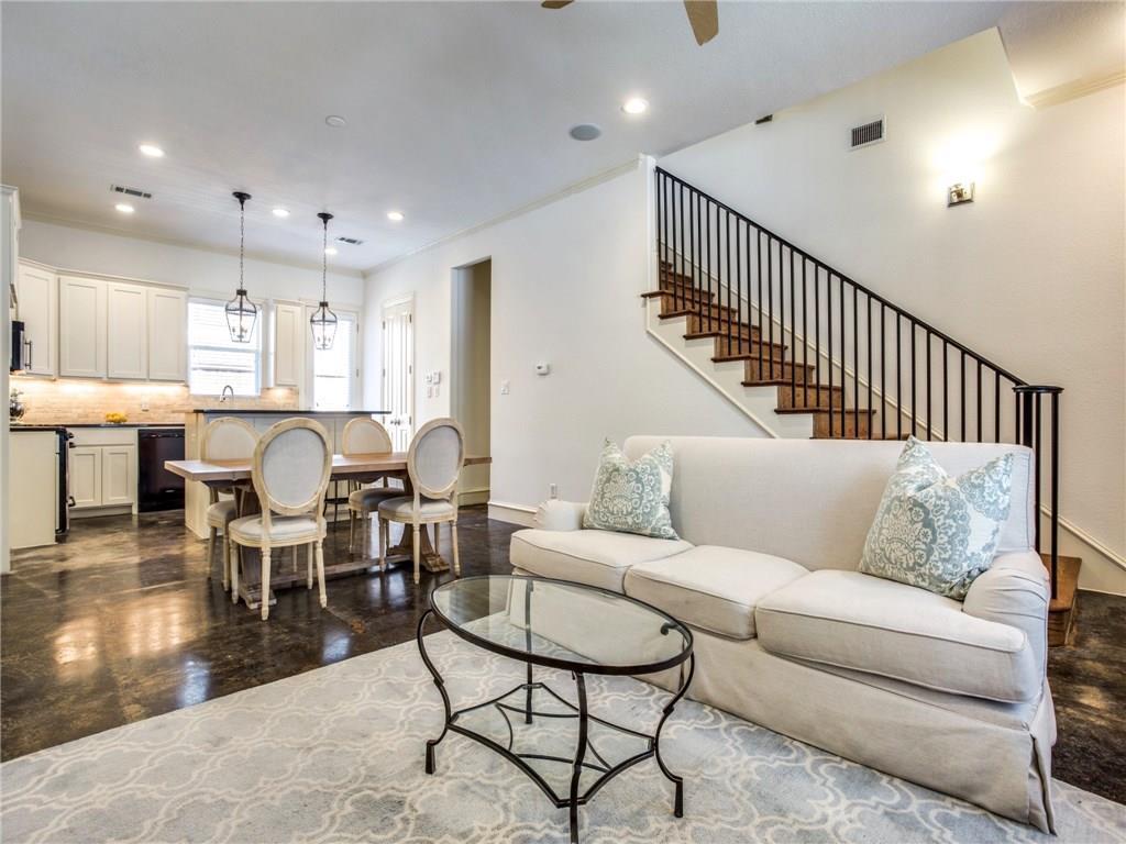 Sold Property | 2627 N Garrett Avenue Dallas, Texas 75206 0