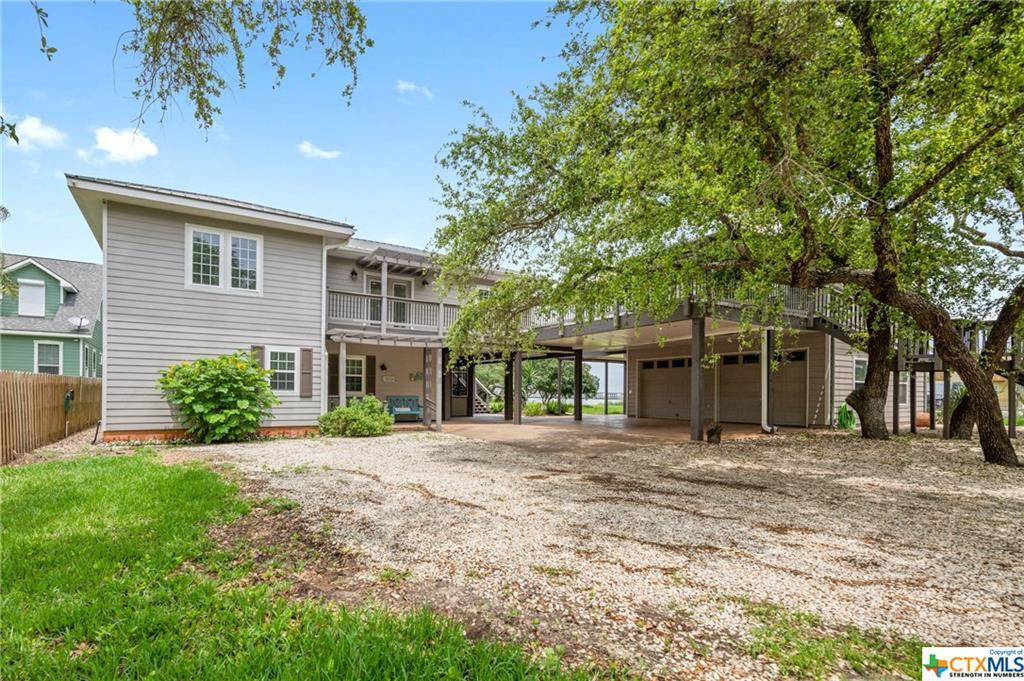 vrbo, waterfront, bay front, acreage, dock, boat, fishing, boat doc | 5971 Loop 1781  Rockport, TX 78382 2
