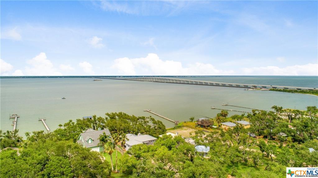 vrbo, waterfront, bay front, acreage, dock, boat, fishing, boat doc | 5971 Loop 1781  Rockport, TX 78382 3