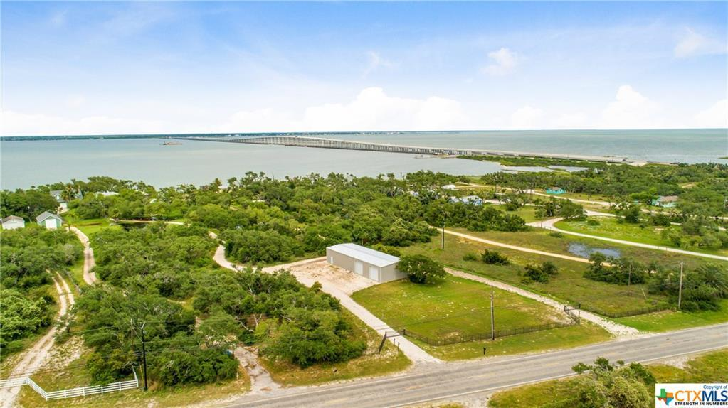 vrbo, waterfront, bay front, acreage, dock, boat, fishing, boat doc | 5971 Loop 1781  Rockport, TX 78382 5