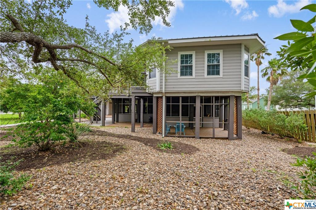 vrbo, waterfront, bay front, acreage, dock, boat, fishing, boat doc | 5971 Loop 1781  Rockport, TX 78382 6