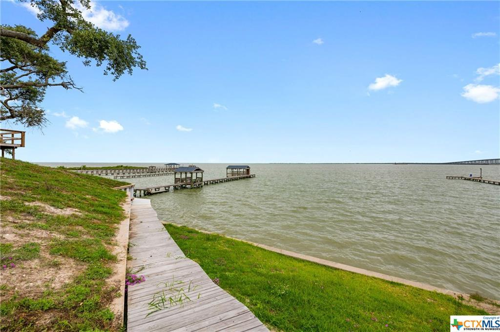 vrbo, waterfront, bay front, acreage, dock, boat, fishing, boat doc | 5971 Loop 1781  Rockport, TX 78382 43