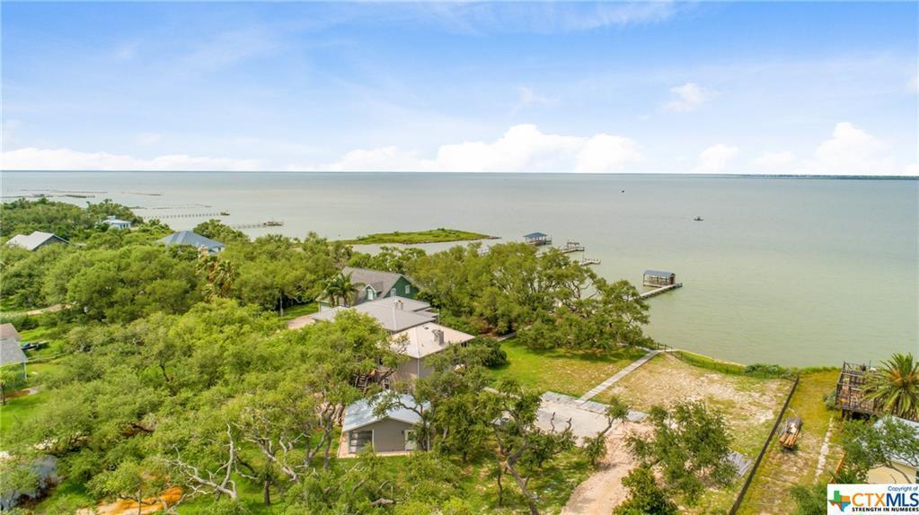 vrbo, waterfront, bay front, acreage, dock, boat, fishing, boat doc | 5971 Loop 1781  Rockport, TX 78382 7
