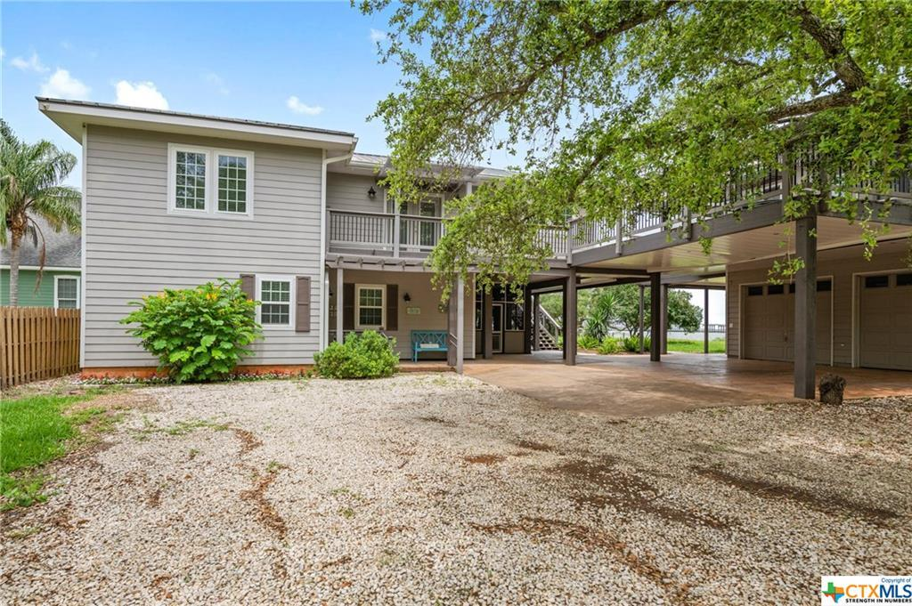 vrbo, waterfront, bay front, acreage, dock, boat, fishing, boat doc | 5971 Loop 1781  Rockport, TX 78382 8