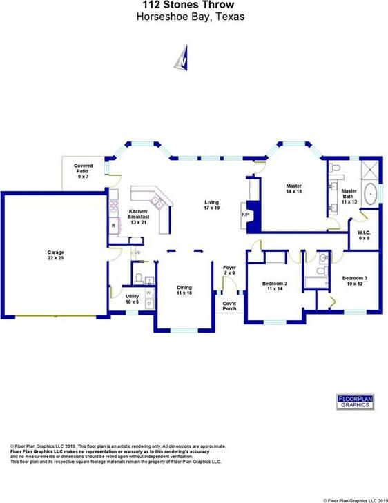 Sold Property   112 Stones Throw  Horseshoe Bay, TX 78657 32