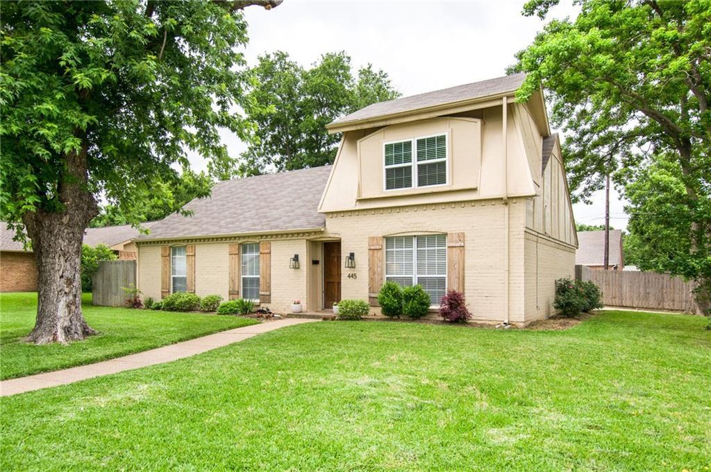 Sold Property | 445 Lowell Lane Richardson, Texas 75080 1