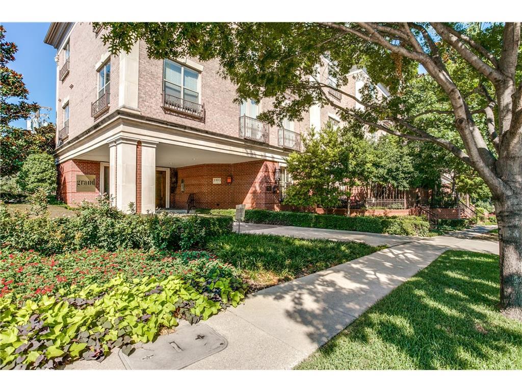 Sold Property | 3303 Blackburn Street #303 Dallas, Texas 75204 1