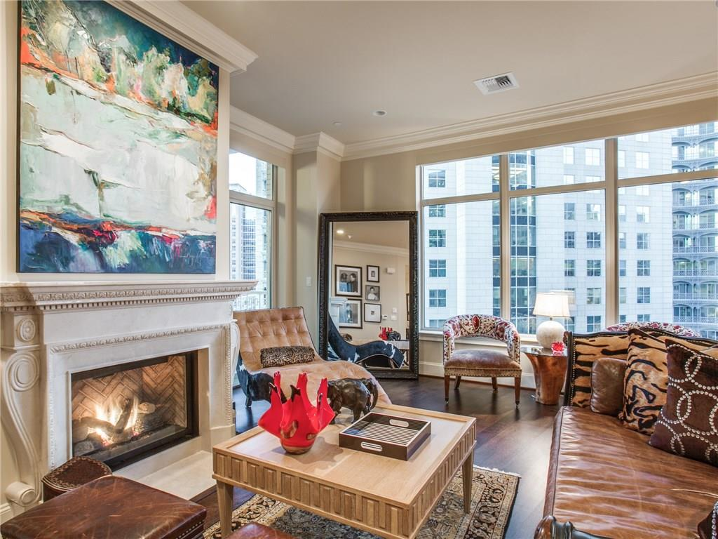 Sold Property | 2555 N Pearl Street #804 Dallas, Texas 75201 12