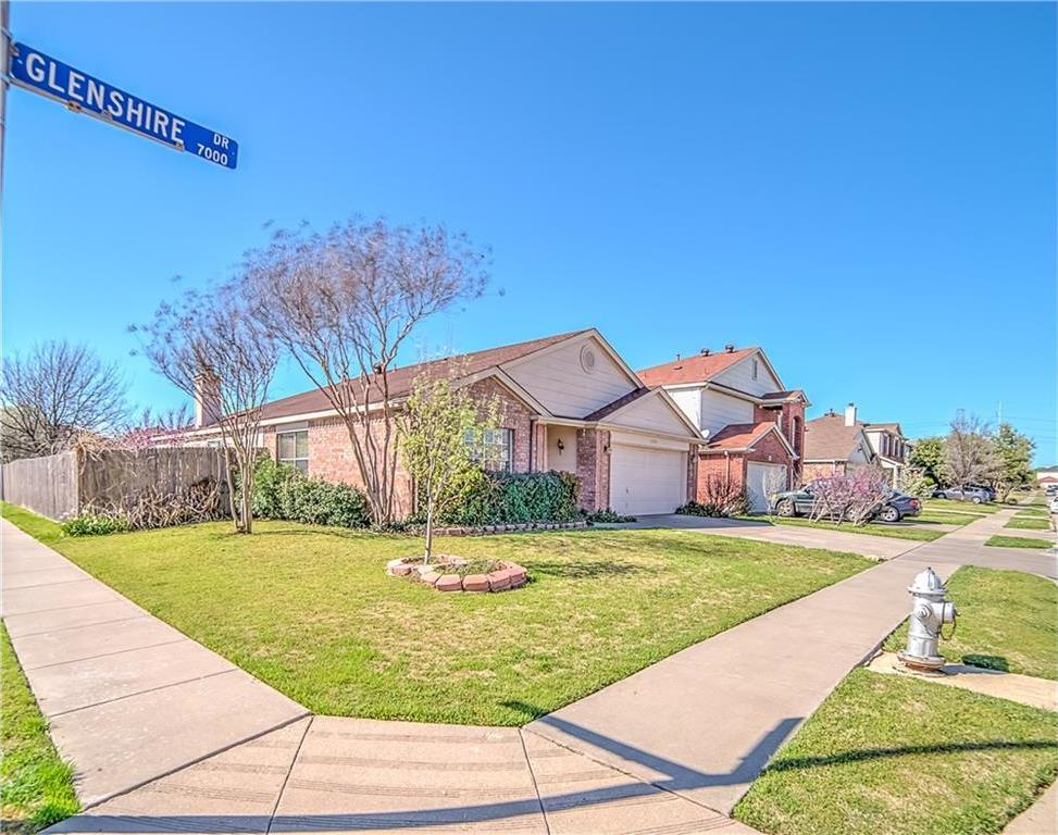 Sold Property | 7028 Glenshire Drive Arlington, Texas 76002 1
