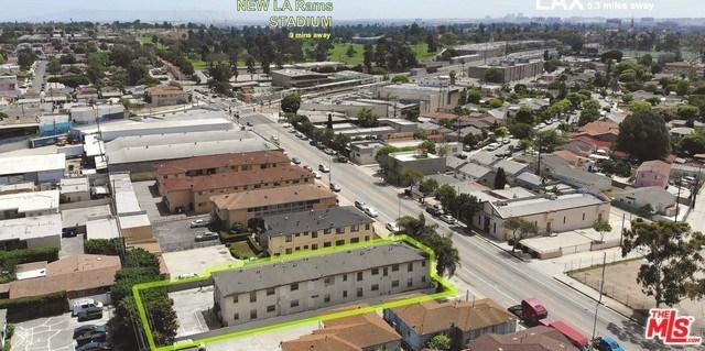 Closed | 6720 WEST Boulevard Los Angeles, CA 90043 0