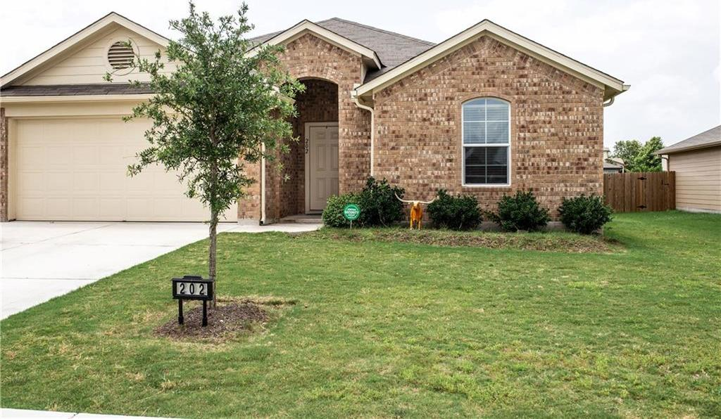 Sold Property | 202 Llano River Trail Hutto, TX 78634 2