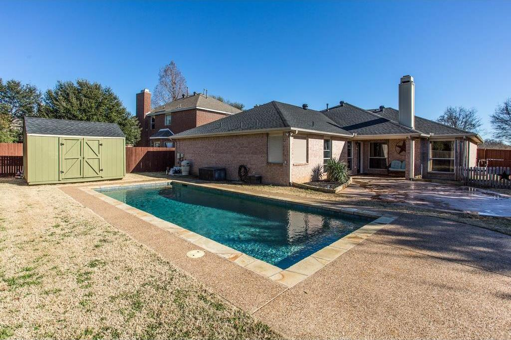 Sold Property | 5001 Timberland Parkway Flower Mound, Texas 75028 3
