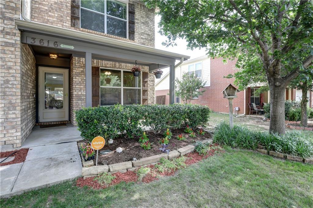 Sold Property | 3616 Riesling Drive Denton, Texas 76226 2
