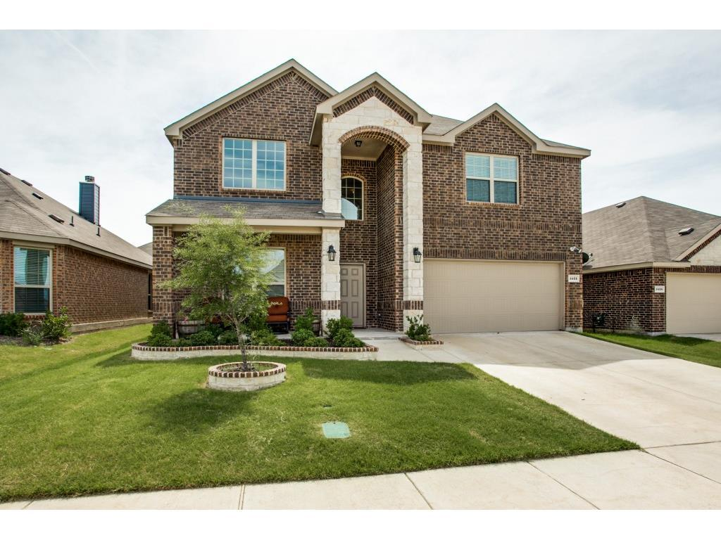Sold Property | 1421 Christina Creek Drive Little Elm, TX 75068 1