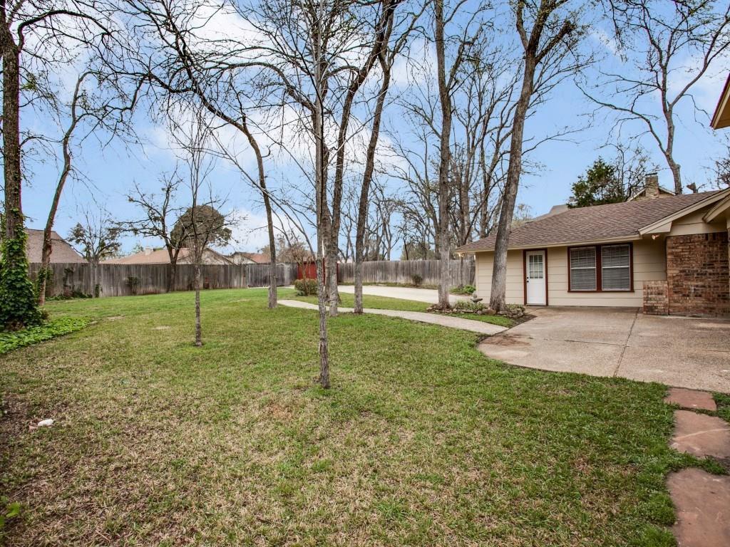 Sold Property | 3619 University Drive Garland, Texas 75043 21