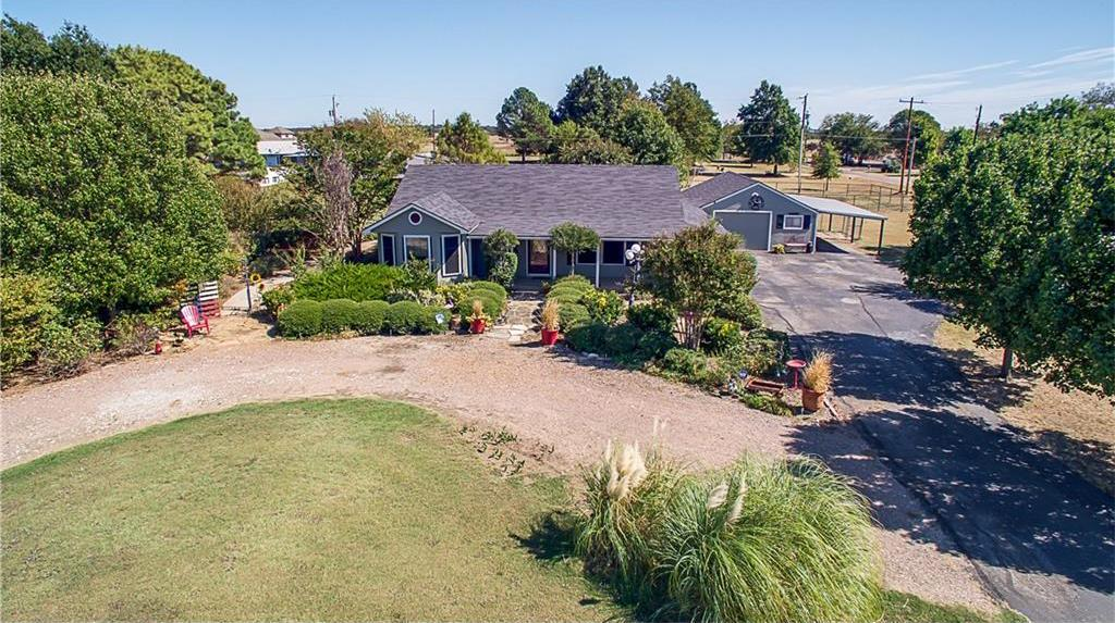 Sold Property | 701 S Cherokee Drive Tioga, Texas 76271 0